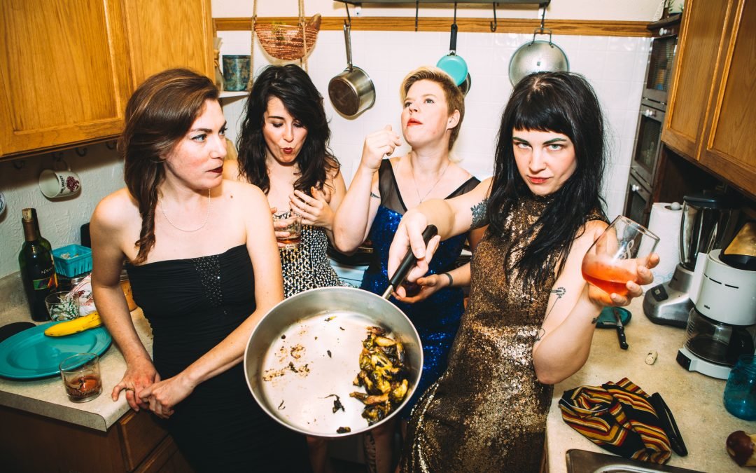 """For The Rabbits: Premiere Of Ruby Fray's Video For """"Cilantro"""""""