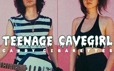 Tiny Mix Tapes: Exclusive Advance Stream Of Teenage Cavegirl's Upcoming Album, 'Candy Cigarettes'