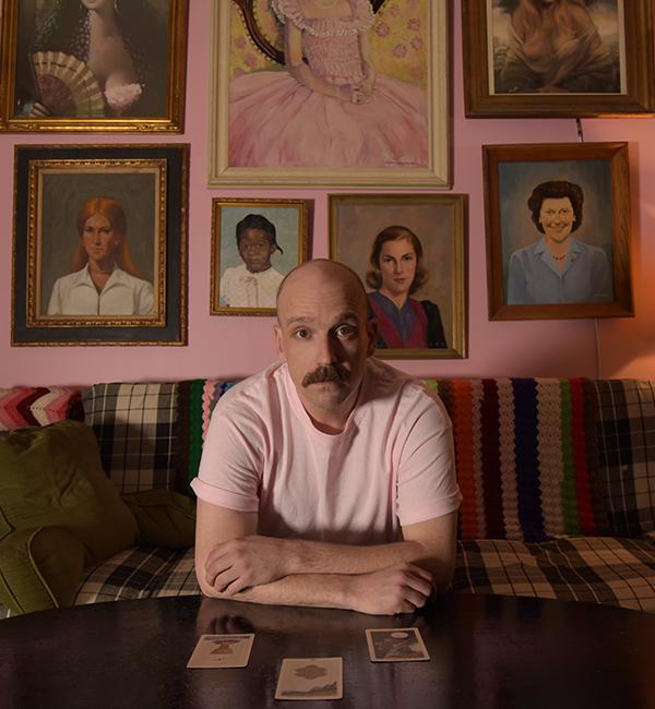 """Brooklyn Vegan: Premiere of Clint Michigan's Video For """"Knickerbocker Street"""""""