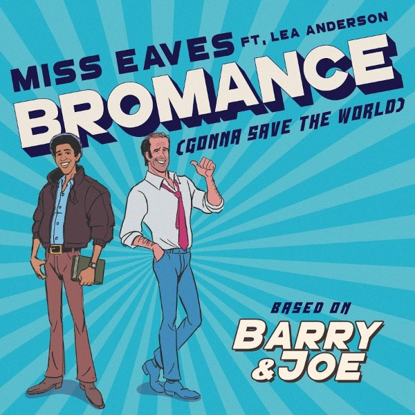 Bust: Miss Eaves Leads Title Track For Barry & Joe: The Animated Series