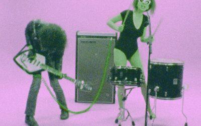 Austin Chronicle: Review Of Teenage Cavegirl's New Album, 'Candy Cigarettes'