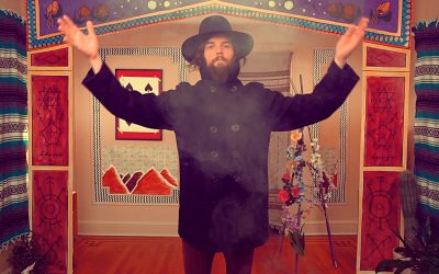 """Flood Magazine: Debut Of Fletcher C Johnson's Video For """"In My Time"""""""